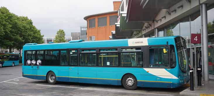 Arriva Shires Volvo B7RLE Wright 3868