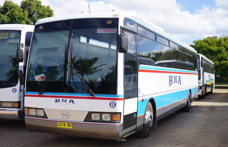 BNA Buses Hino RK260 P&D 8