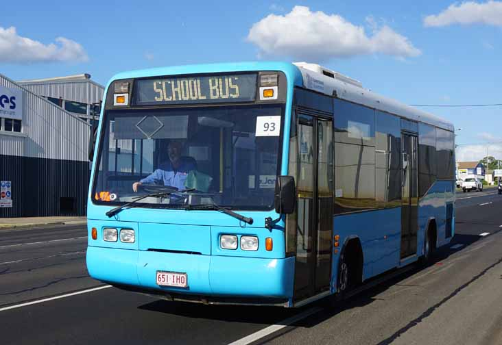 Bus Queensland MAN 11.220 Ansair Orana 651