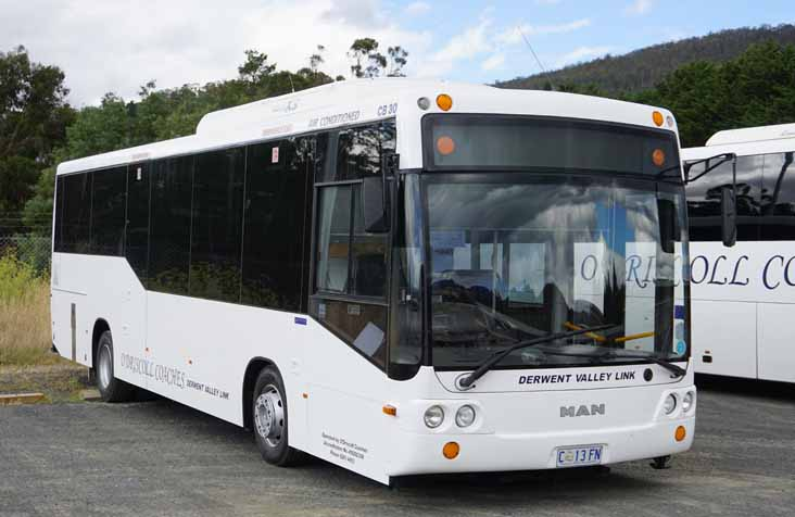 Derwent Valley MAN 16.240 Custom CB30 13