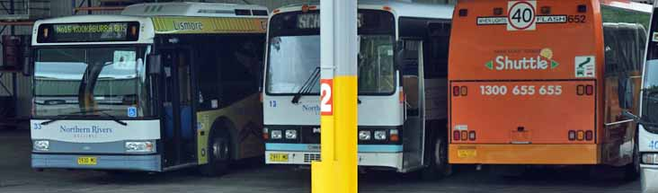 Northern Rivers Volvo B12BLE Bustech VST 33