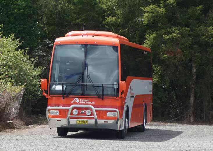 Port Stephens Volvo B11R Coach Design TV8162 Transport NSW TrainLink