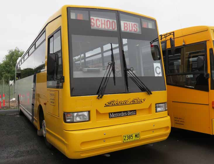 Shoal Bus Mercedes OH1418 Jakab 2385MO