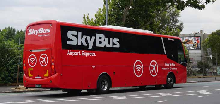 Skybus Volvo B9R Coach Concepts 53