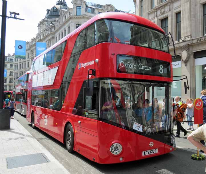 Stagecoach London New Routemaster