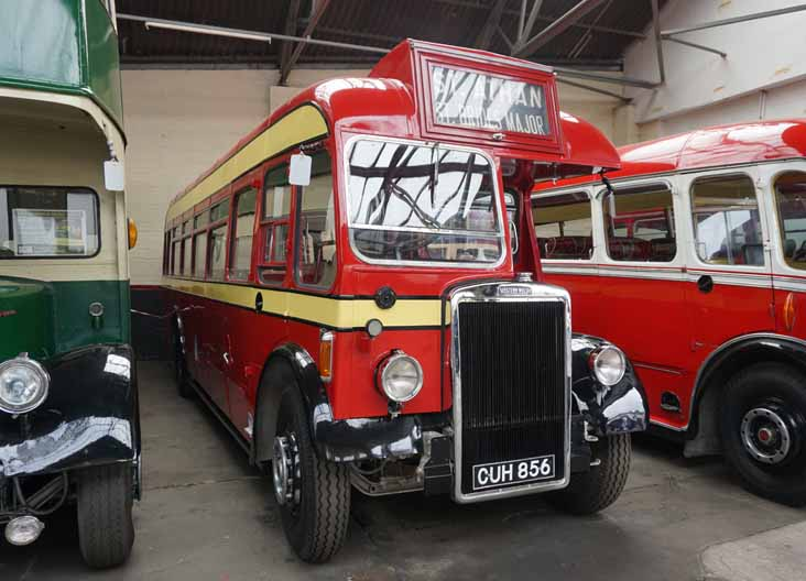 Western Welsh Leyland Tiger PS1 ECW 856