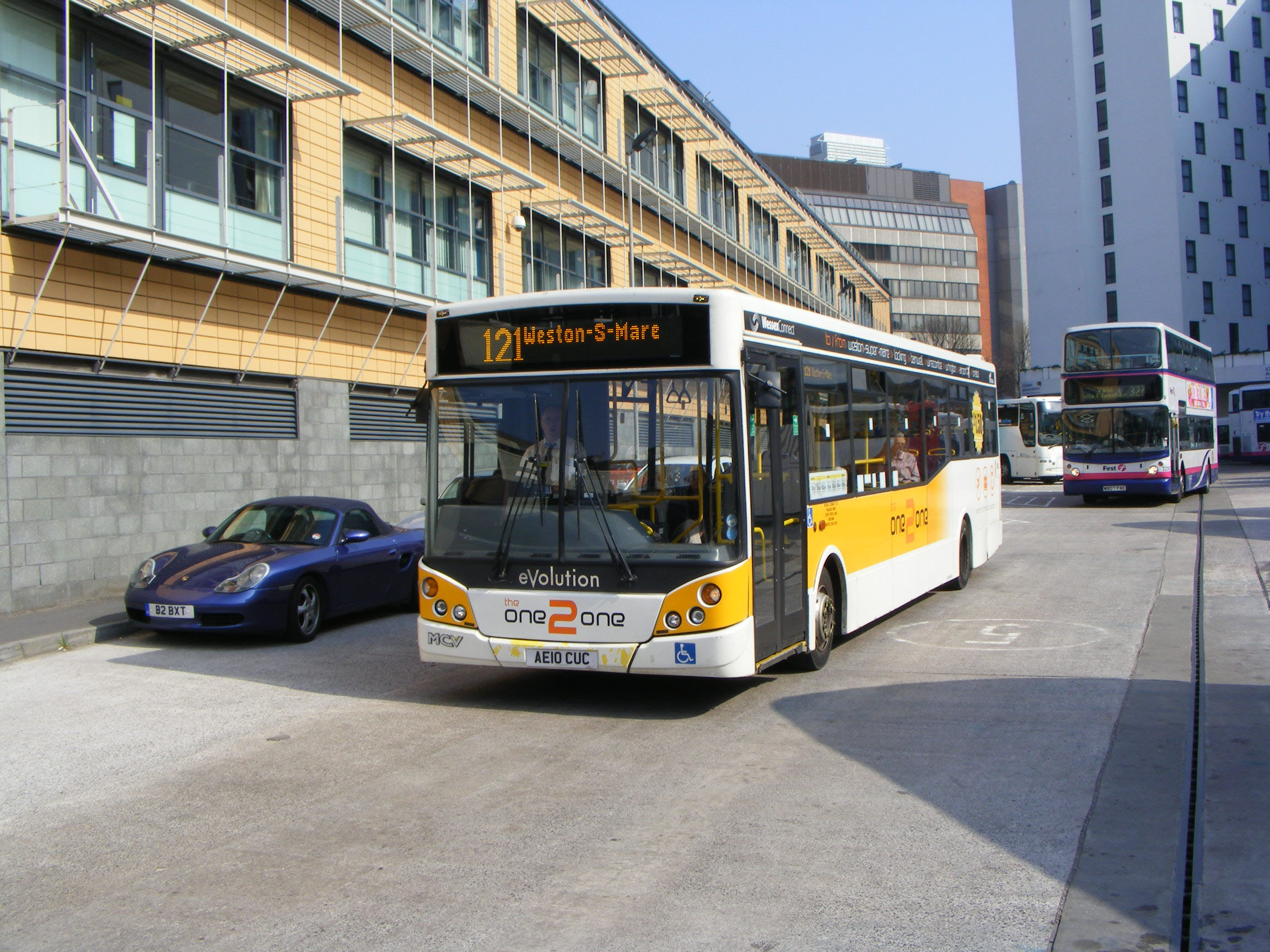Wessex Connect Enviro200 MCV 10002
