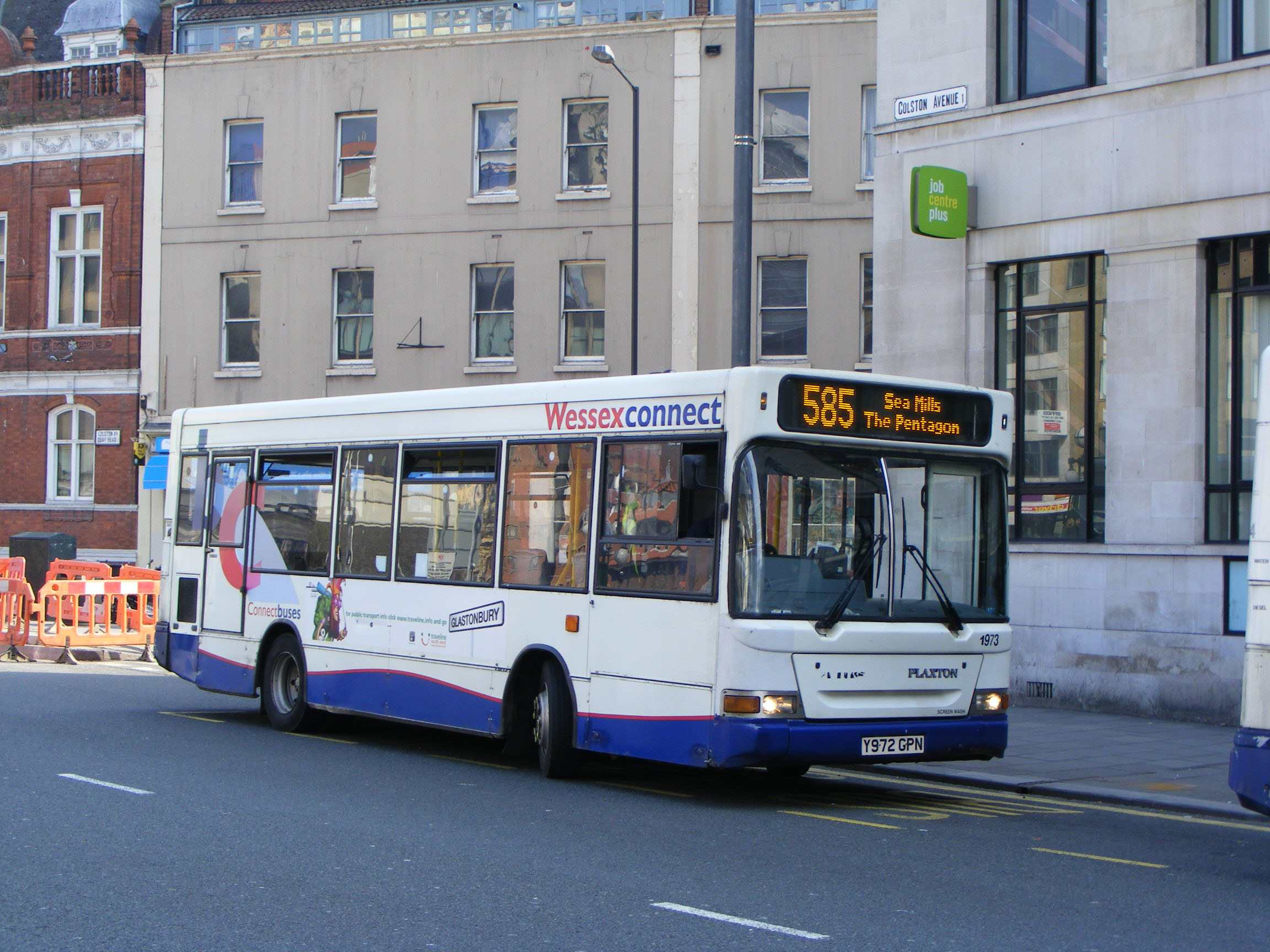 Wessex Connect Dennis Dart MPD