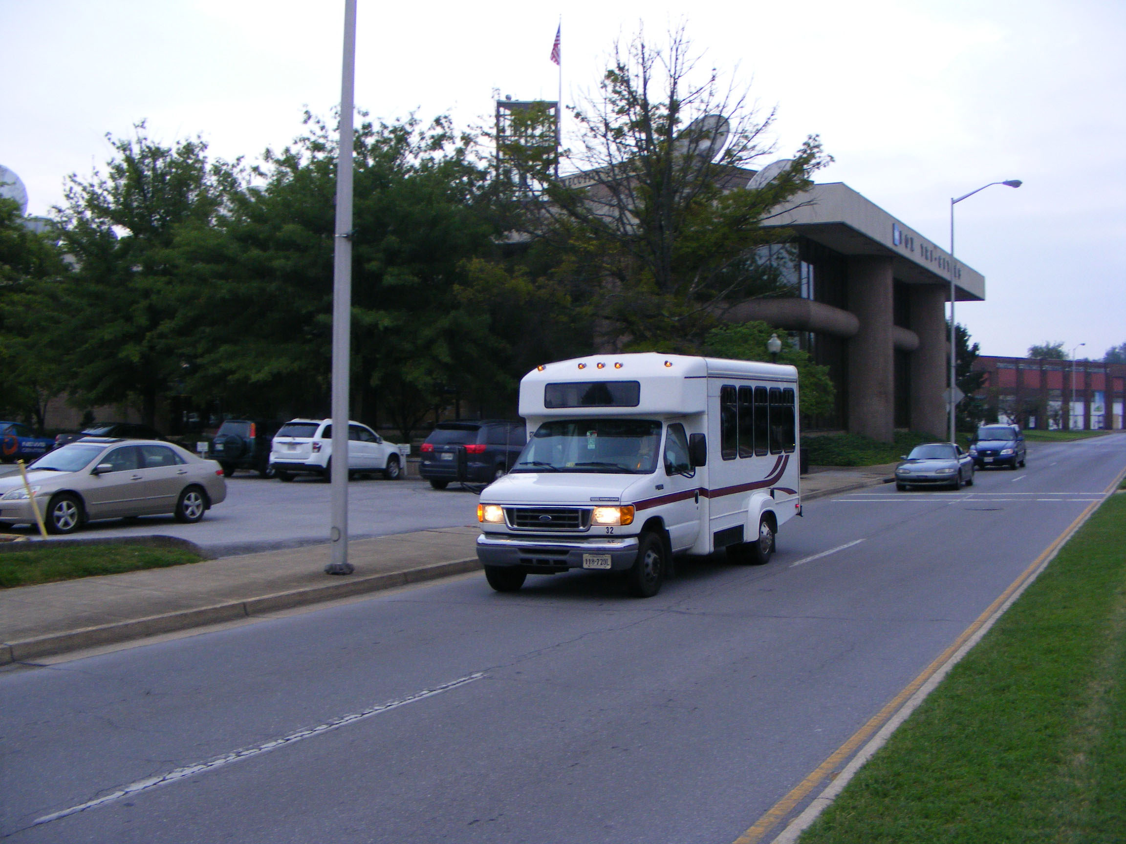 Bristol Virginia Transit Ford 32