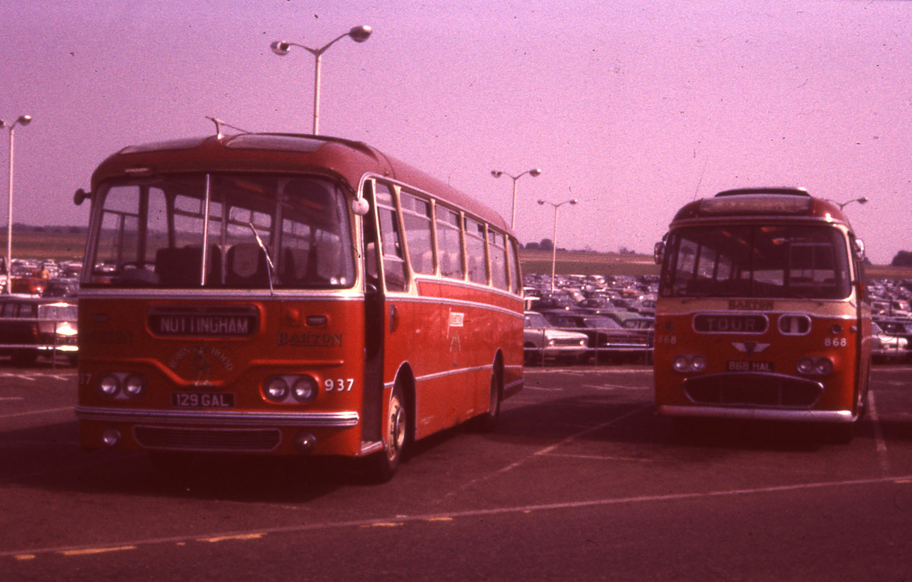 Barton AEC Reliance