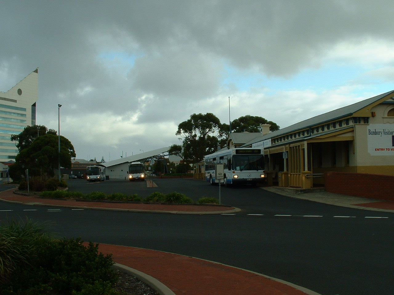 Bunbury Bus Station