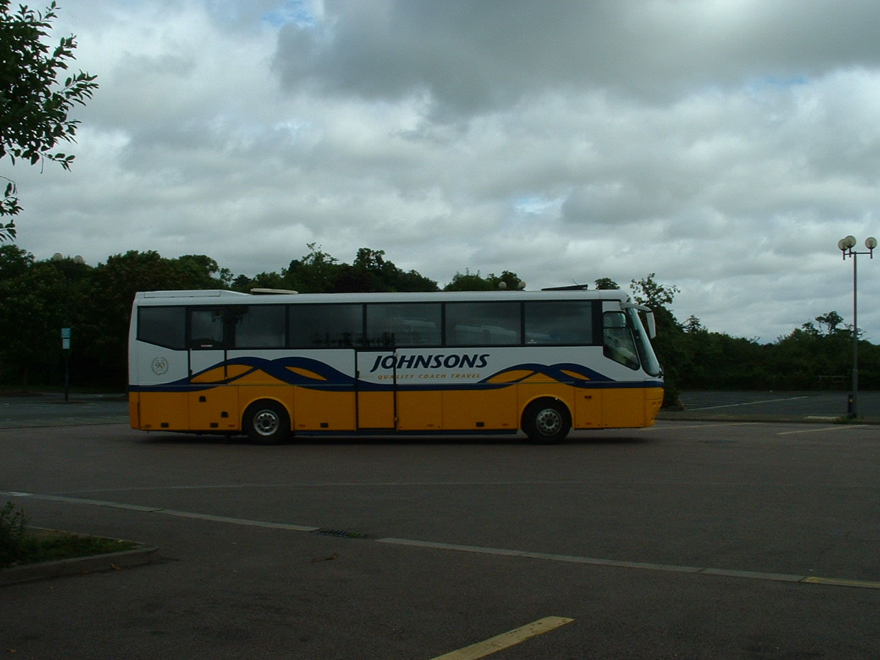 Johnsons Coach Travel Bova Futura