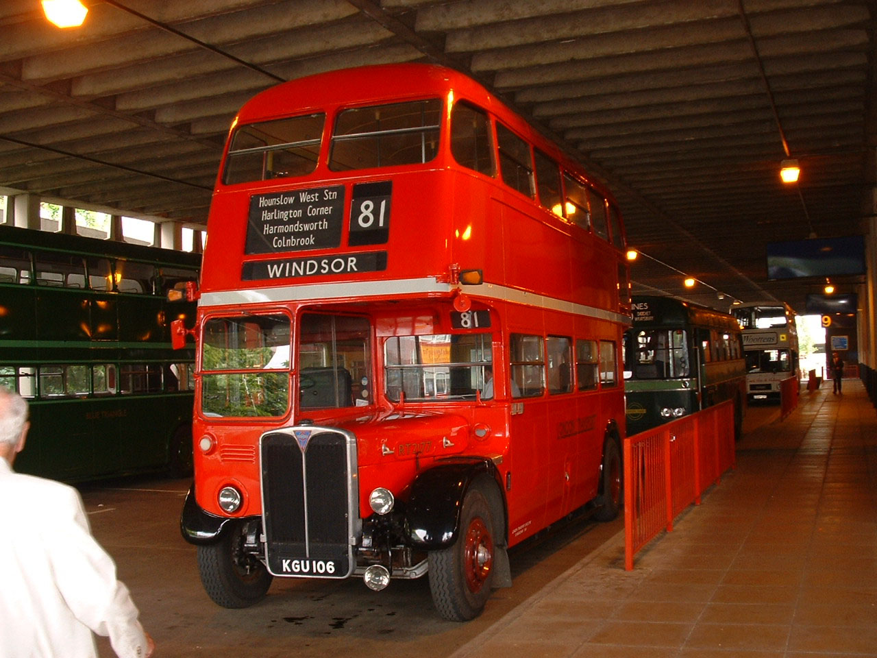 London Transport RT2177
