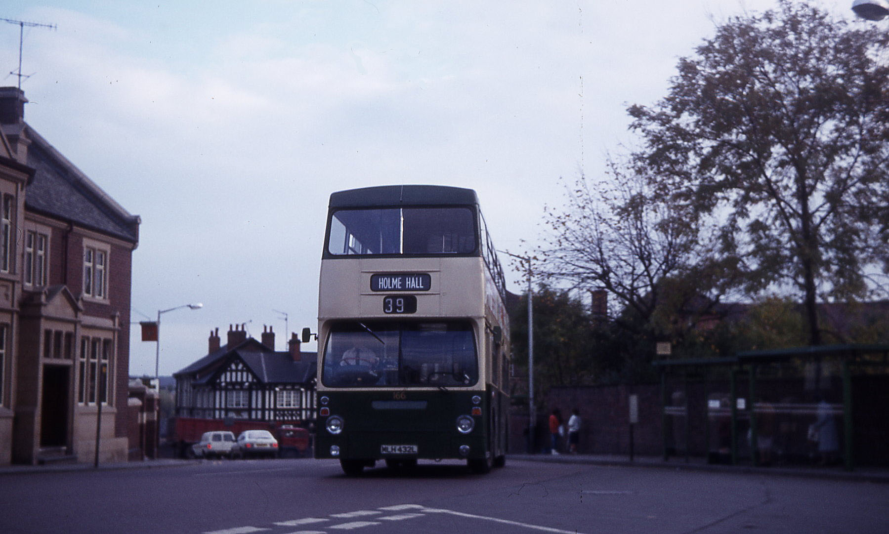 Chesterfield Transport DMS Daimler Fleetline