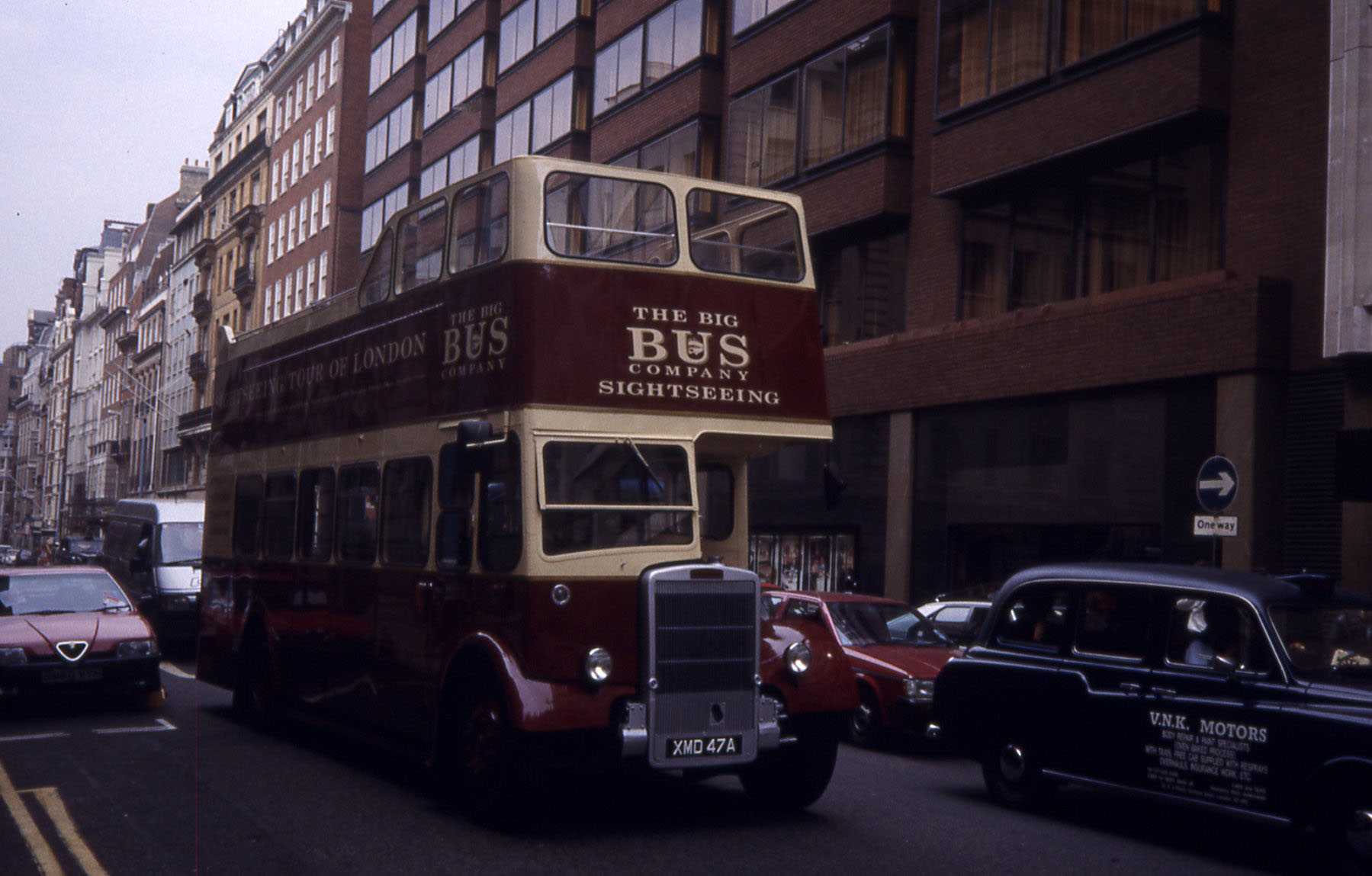 Big Bus Leyland Titan