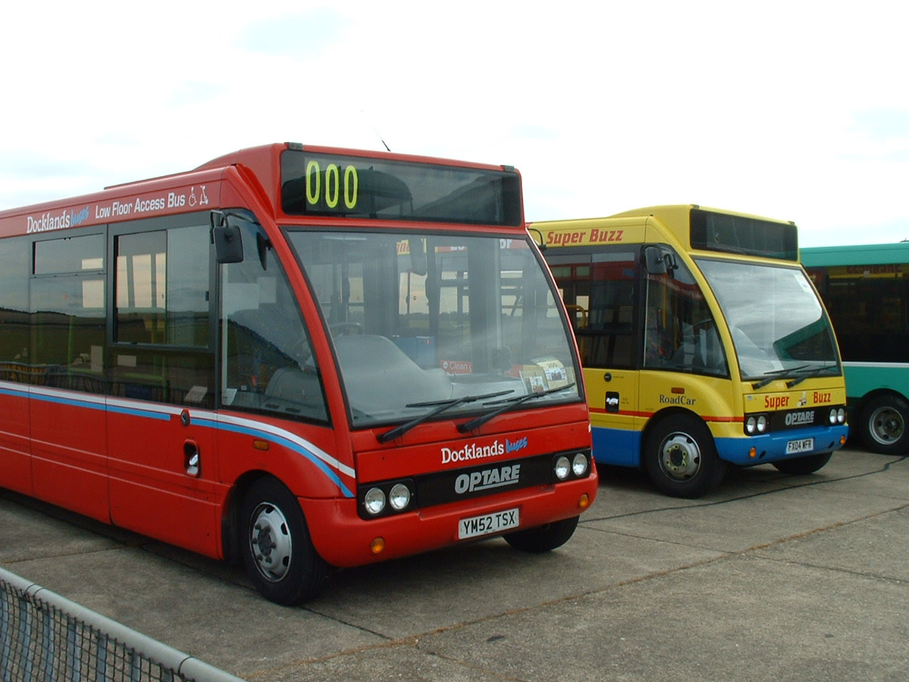 Road Car Super Buzz Optare Solo