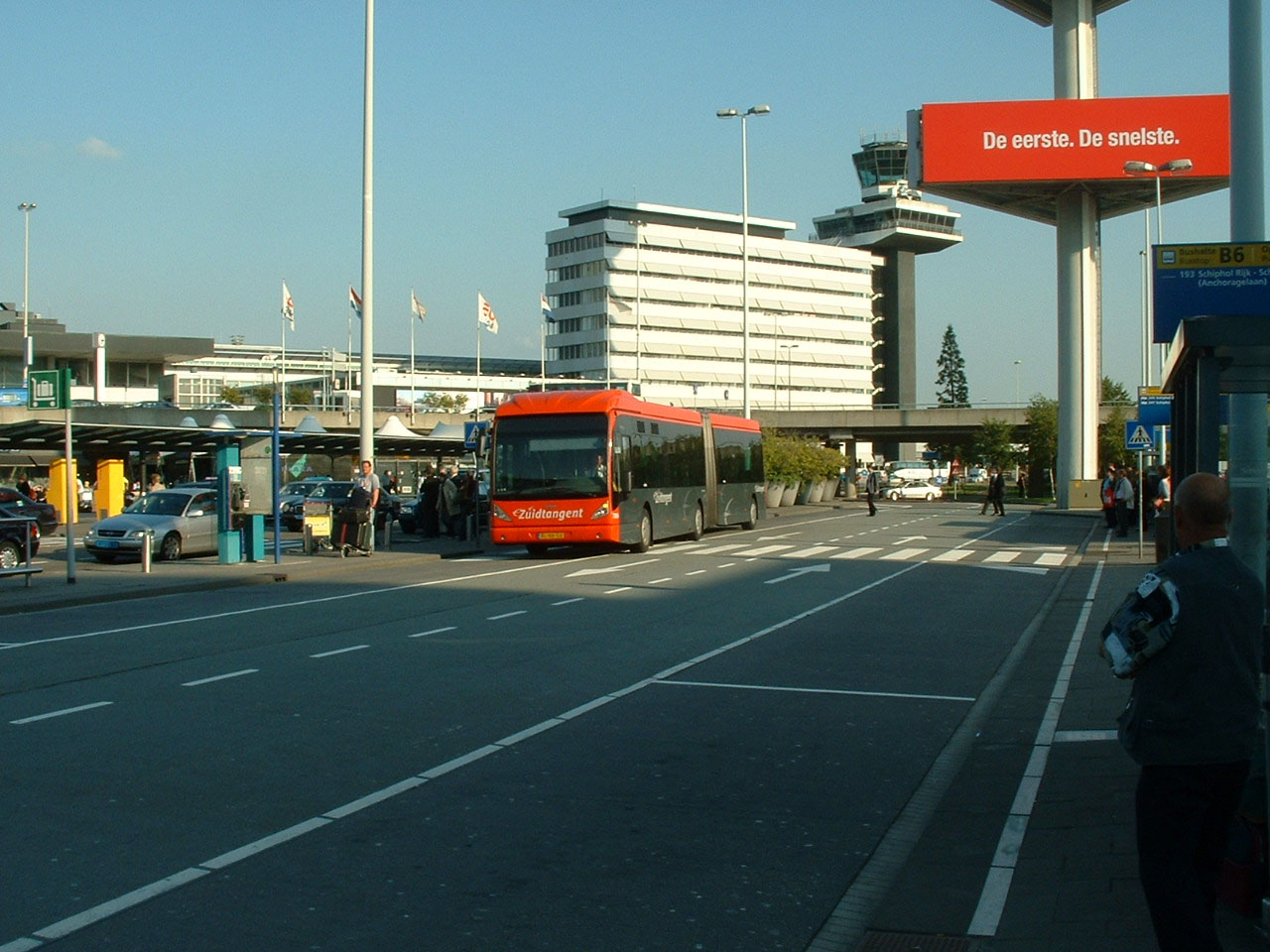 Connexxion Zuidtangent Van Hool A300 New Look