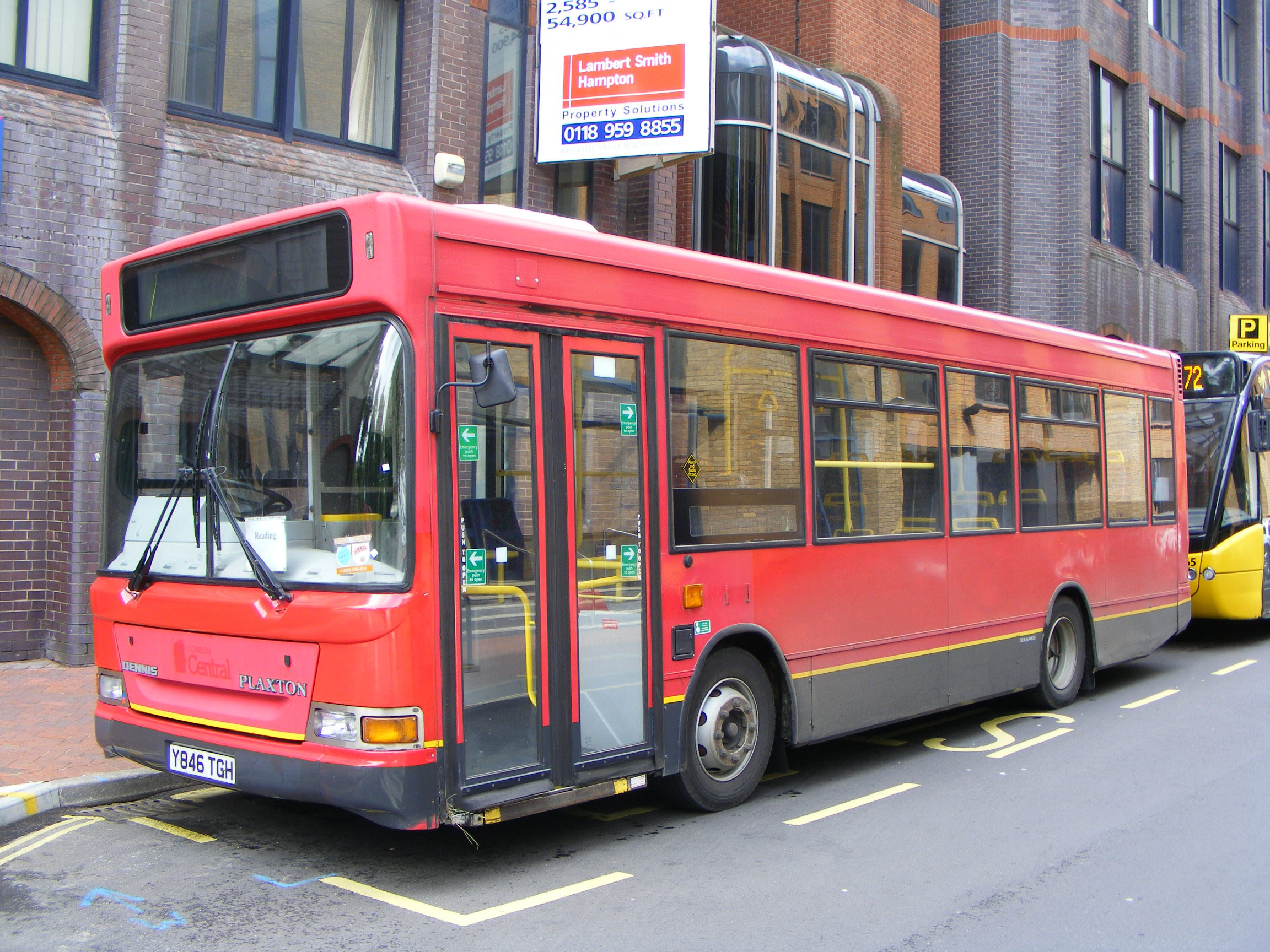 Whites of Abingdon Dennis Dart