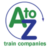 A to Z of UK train companies