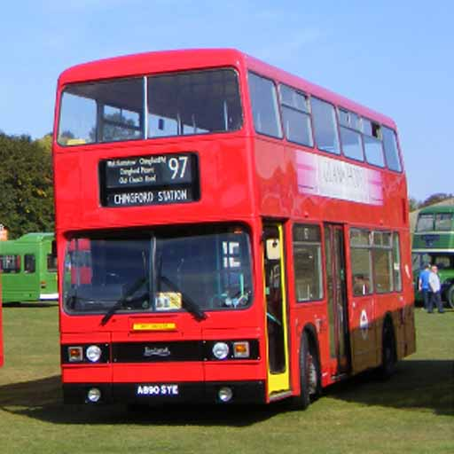 London Leyland Titan