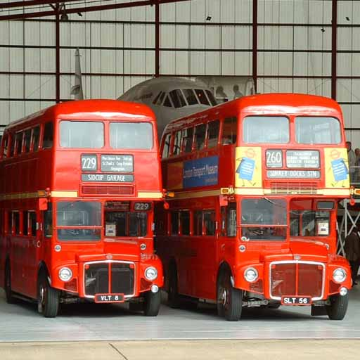 London Transport Routemaster