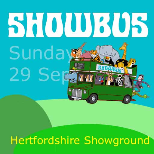 Showbus international 2019