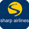 Sharp Airlines website