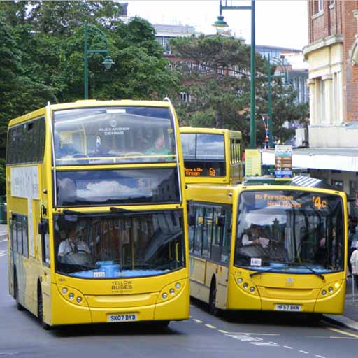 Southern England bus images