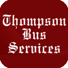 Thompsons Bus Service website