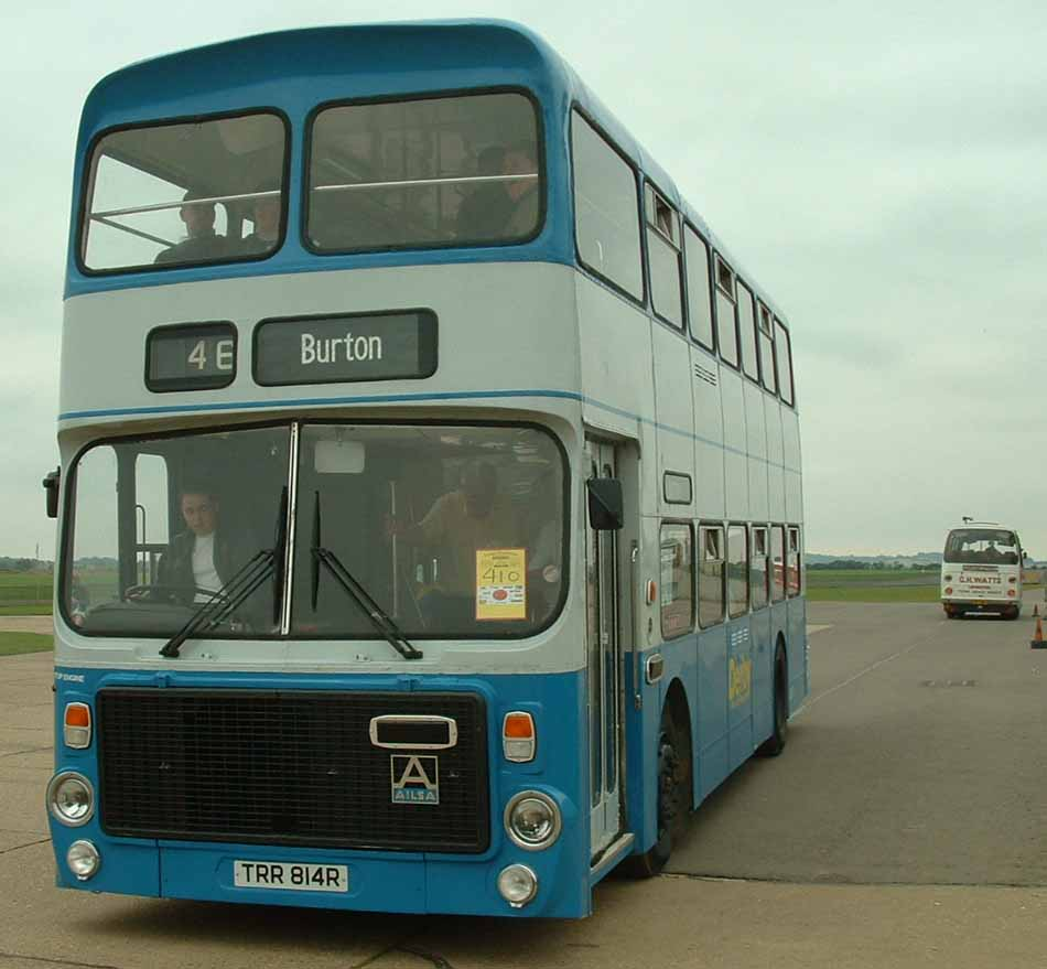 Derby Transport Low Ailsa