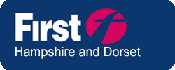 First Hampshire & Dorset minibuses