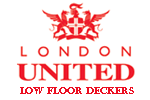 London United low floor doubledeckers