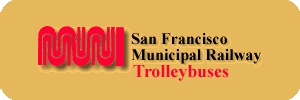 San Francisco Municipal Railway Articulated Trolleybuses
