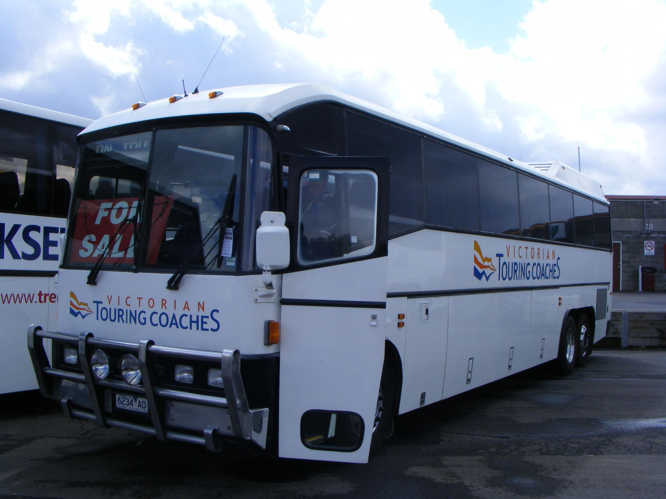 Denning double decker for sale - Coach For Sale Au