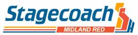 Stagecoach Midland Red