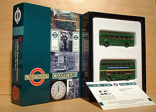London Transport Country Area Gift set 99909