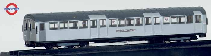 99929 1962 Tube Train Set CENTRAL LINE / EPPING SERVICE FOUR CAR SPECIAL SET