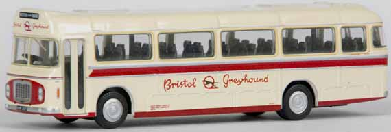 32402 Bristol RELH Coach BRISTOL GREYHOUND.