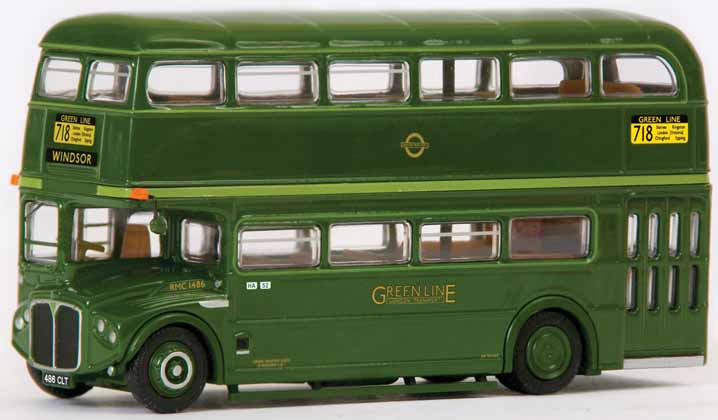 31704 RMC Routemaster GREEN LINE.