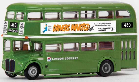 31705 RMC Routemaster Coach LONDON COUNTRY NBC