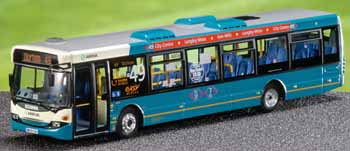 Arriva Durham County Scania OmniCity