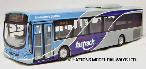 Arriva Kent Thameside Fastrack Volvo B7RLE Wright Urban Eclipse