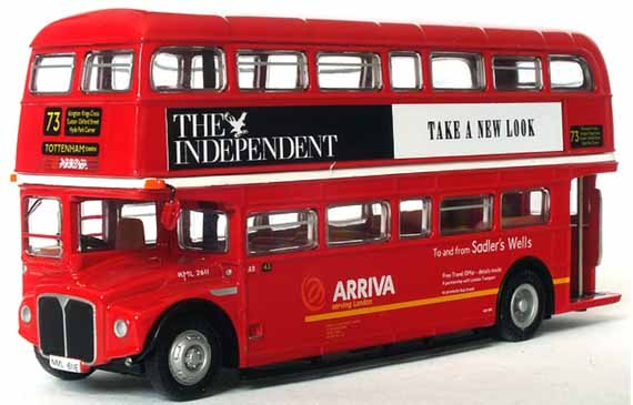 Arriva London AEC Routemaster RML2611.