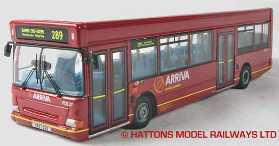 Arriva London Dennis Dart SLF Plaxton Pointer 2