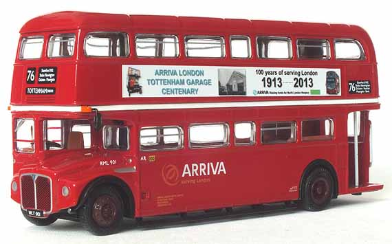 Arriva London AEC Routemaster RML901.