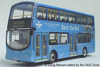 Arriva London Volvo B7TL Wright Back the Bid