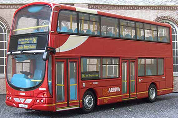 Arriva London Volvo B7TL Wright Eclipse Gemini