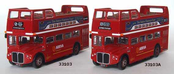 Arriva Routemaster Coach opentopper.