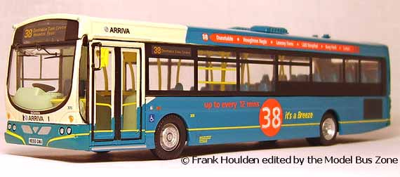 Arriva Shires Volvo B7RLE Wright Urban Eclipse