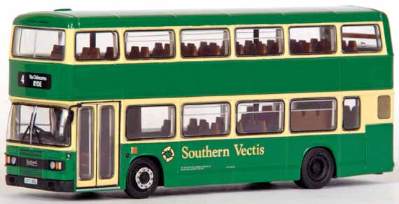 34904 Leyland Olympian Coach SOUTHERN VECTIS.